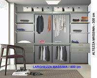 Cabina Armadio Leroy Merlin Qualità : Cabina armadio annunci in tutta italia kijiji: annunci di ebay