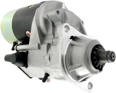 New Gear Reduction Starter For Case Tractors 310508580betc 1109143 10461609