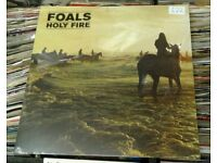 Brand new n sealed Foals – Holy Fire, released on Warner Bros. Records in 2013, Vinyl Indie Rock