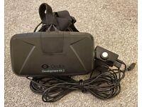 oculus rift development kit 2 with camera