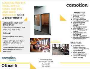 CoMotion | Office 6 | CoWorking Space