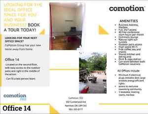 CoMotion 302 | Office 14 | Co-working Space