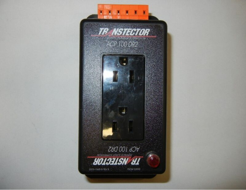 Transtector: ACP 100 DR2 Series Surge Protector