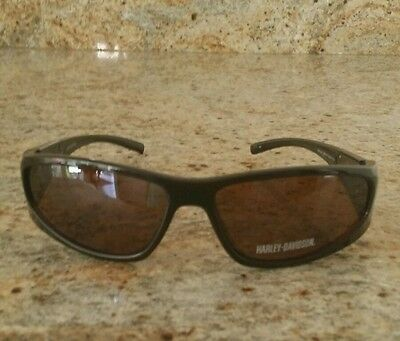 Harley Davidson Mens Sunglasses HDX871-BRN-1F  63-15-130 Brn 1 Brown Sunglasses