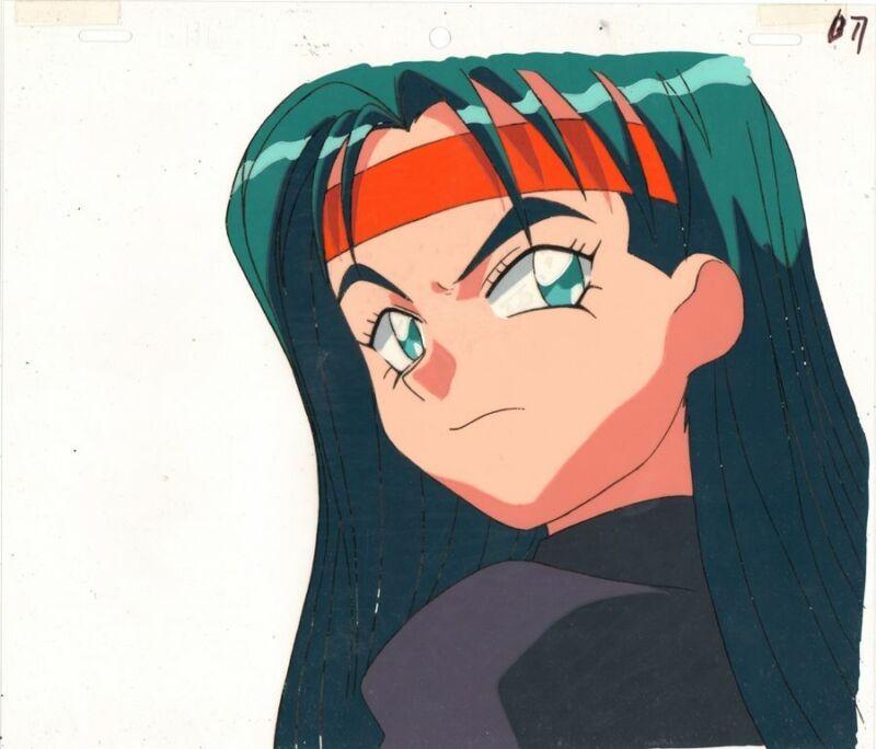 Anime Cel Tenchi #376