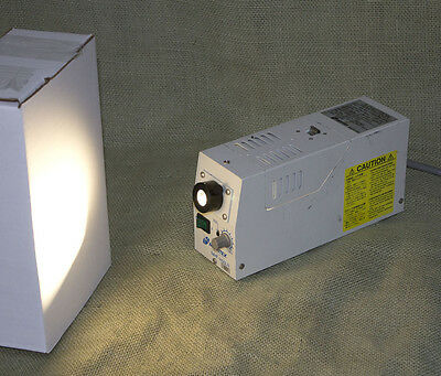 Oritex Mhf-h50lr Halogen Fiber Optic Illuminator Light Source 12v 50w Tested