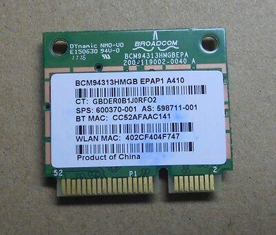 Broadcom Wifi Bluetooth Combo