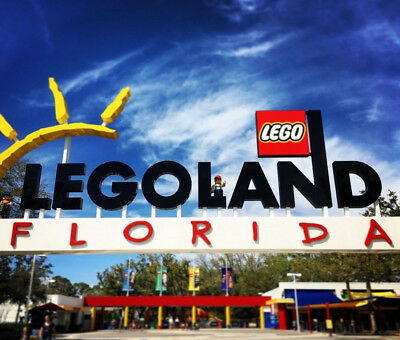 LEGOLAND FLORIDA TICKET $35  A PROMO DISCOUNT TOOL