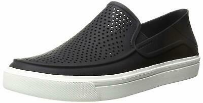 Crocs Men's CitiLane Roka Slip-On Sneaker | Comfortable Casu