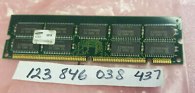 Ecc-buffered Memory Module ( Samsung KMM372V1680CS3-6S   128MB FPM ECC Buffered Memory Module  )