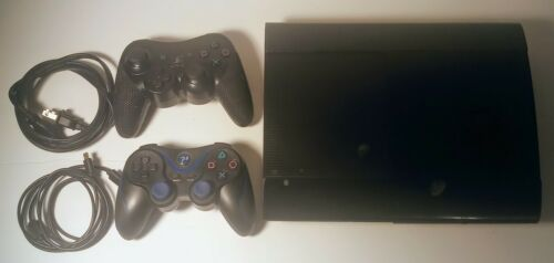 Sony PlayStation 3 Launch Edition 12GB Charcoal Black Console  - $39.00