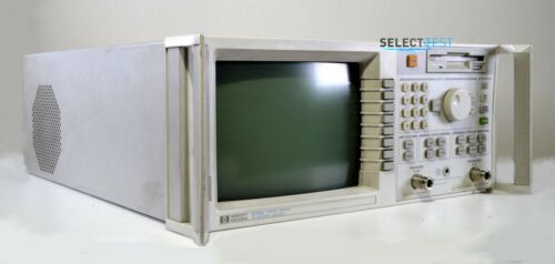 AGILENT (HP) 8714C 300 Hz to 3 GHz RF NETWORK ANALYZER **LOOK** (REF.: 104G)