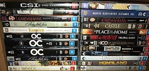 Tv series, blurays and box sets Rutherford Maitland Area Preview