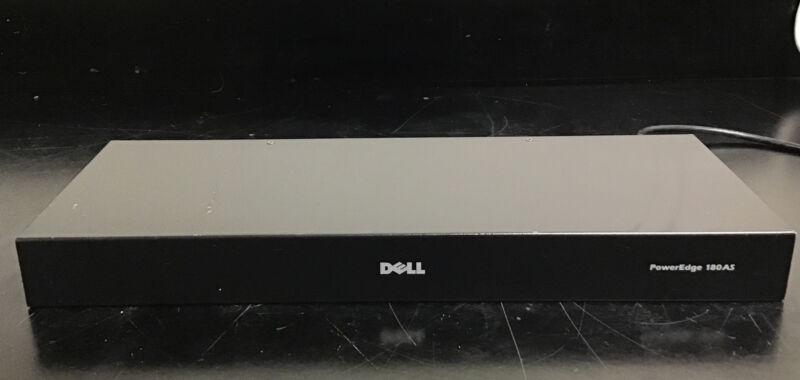 Dell PowerEdge 180AS - KVM switch - 8 ports