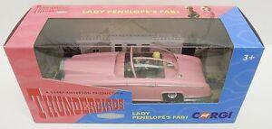 Corgi CC00604 - Thunderbirds Lady Penelope's FAB 1          Fit The Box Diecast