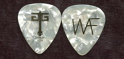 GWEN STEFANI 2007 Tour Guitar Pick!!! WARREN FITZGERALD concert stage NO DOUBT