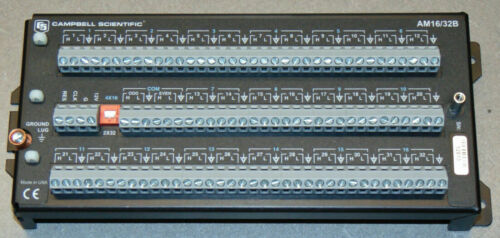 NEW Campbell Scientific AM16/32B Multiplexer w/ Extended Temp Quantity Available