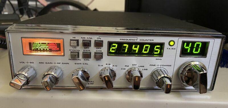 Galaxy 2100 CB Radio (Orignal Release 1981) - AM/FM/SSB/CW