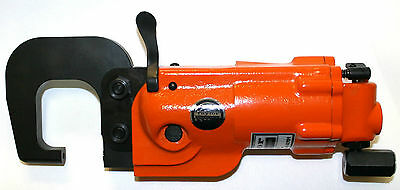 C-type Single Cylinder Rivet Squeezer W 2 Yokes 3 Longeron