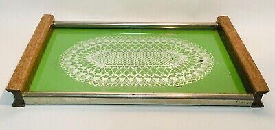 Vintage art deco design serving plate tray plateau serviertablett 1920's 1930's