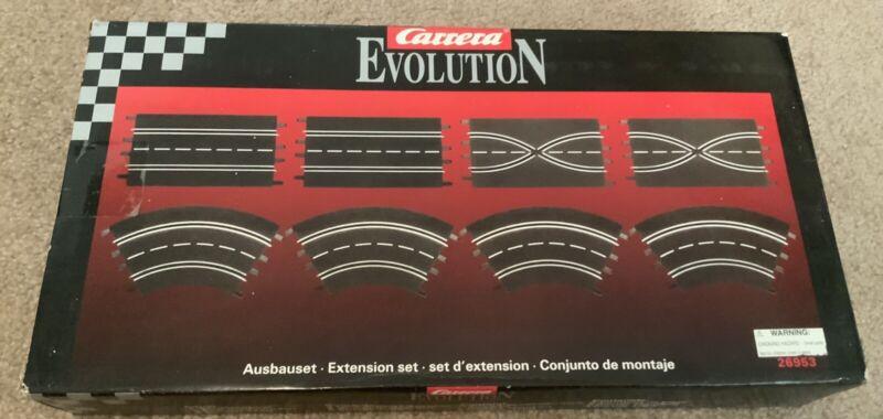 CARRERA EVOLUTION 8 PIECE EXTENSION SET 26953 IN BOX