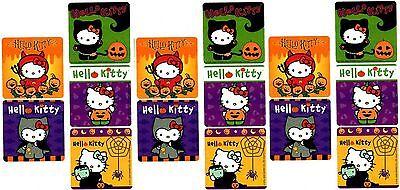 Sanrio HELLO KITTY HALLOWEEN Costumes Vampire 15 Large Stickers - Sanrio Costumes