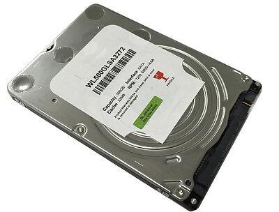 """New 500GB 7200RPM 32MB Cache SATA III  Slim 7mm 2.5"""" Laptop"""