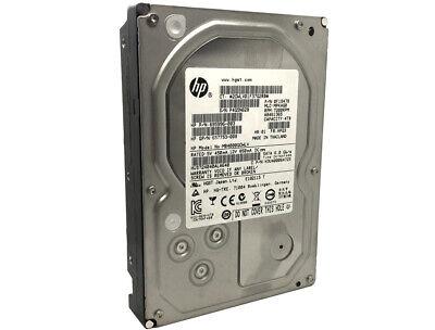 HP / HGST 4TB HUS724040ALA640 (0F19470) 7200RPM 64MB SATA 6Gb/s 3.5