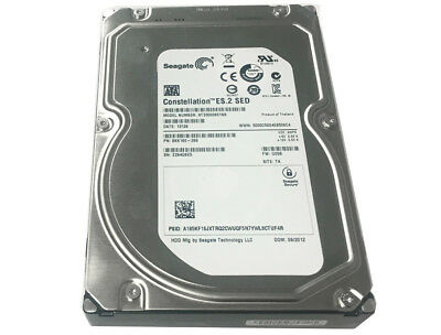 "Seagate ST33000651NS 3TB 7200 RPM 64MB SATA 6.0Gb/s 3.5"" Internal Hard Drive"