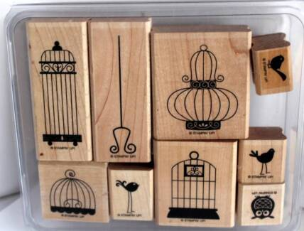 Various Stamping Up stamp sets and accessories from $4 each