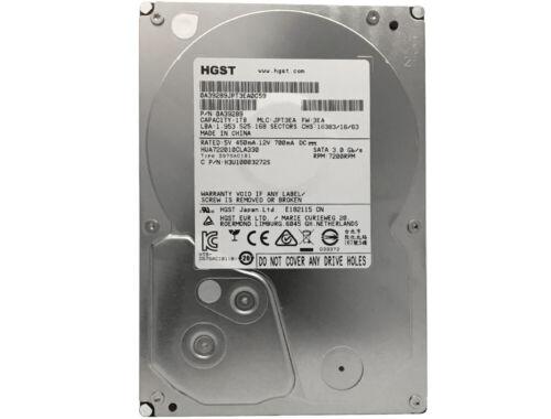"""HGST 1TB HUA722010CLA330 (0A39289) SATA 7200RPM 32MB 3.5"""" Internal Hard Drive"""