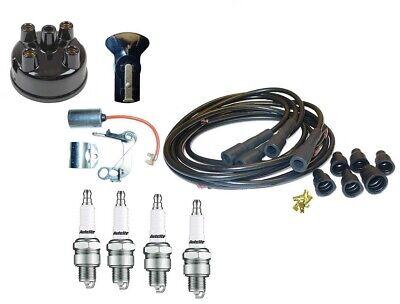 Prestolite Distributor Tune Up Kit Case 200 300 400 500 700 800 Usa Copper Wires