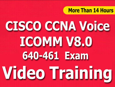 Cisco Unified Communications Video (Cisco CCNA Voice 640-461 - Voice And Unified Communications Admin Video Training)