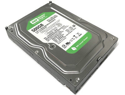 WD (WD5000AADS) 500GB 32MB Cache 3.5