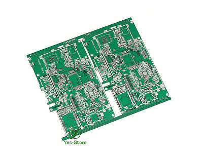 Double Single 2 Side Pcb Prototype Sample Produce Manufacture Fabrication