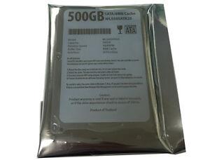 New 500GB 5400RPM 2.5