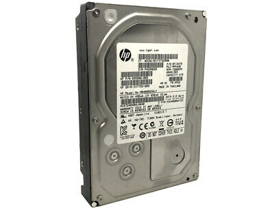 HP / HGST Ultrastar 4TB 64MB Cache 7200RPM 3.5