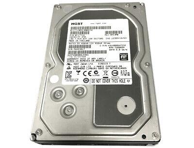 HGST 4TB 7200RPM 64MB Cache SATA 6Gb/s 3.5