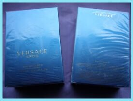 Versace EROS (MAN) 100ml NEW / SEALED / GENUINE - RRP £70