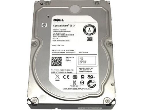 """DELL / Seagate ST1000NM0033 1TB 7200RPM 128MB Cache SATA 6.0Gb/s 3.5"""" Hard Drive"""