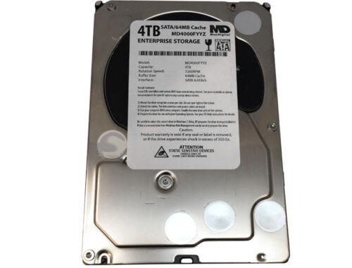 """MaxDigital 4TB 7200RPM 64MB Cache SATA III 6.0Gb/s 3.5"""" Internal Hard Drive"""