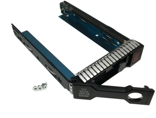 "New HP 3.5"" SAS & SATA HDD SSD Smart Carrier Caddy Tray 651314-001 For HP Server"