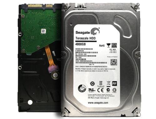 """Seagate ST4000NC000 4TB 5900RPM SATA 6Gb/s 64MB Cache 3.5"""" Internal Hard Drive"""