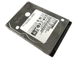 TOSHIBA 320GB 5400RPM 8MB Cache SATA 3Gb/s 2.5