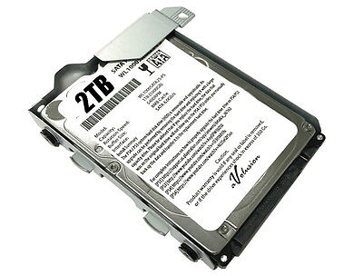 New All In One 2Tb Ps4 Hard Drive Upgrade Kit  For Playstation 4 Cuh 1100 Series