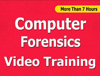 Computer forensics video training tutorials CBT - 7+ Hr