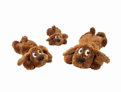 Plüsch Hund Schlappi  Hundespielzeug 3 Größen