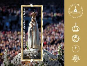 100 Years of Our Lady of Fatima Apparitions - 2017, Fi. B301 - <span itemprop='availableAtOrFrom'>Kraków, Polska</span> - 100 Years of Our Lady of Fatima Apparitions - 2017, Fi. B301 - Kraków, Polska