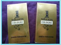 Various PACO RABANNE Perfumes Aftershaves Giftsets from £12 to £46