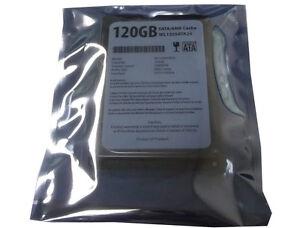 New 120GB 5400RPM 8MB Cache 2.5